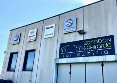 Carrozzeria Zambon e Ghirardo – Vittorio Veneto