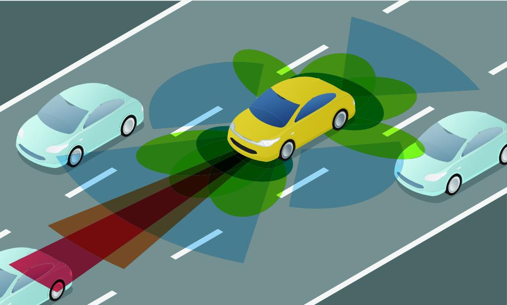 Adas sistemi avanzati di assistenza alla guida