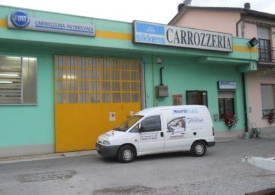 Carrozzeria Carbognani – San Polo d'Enza